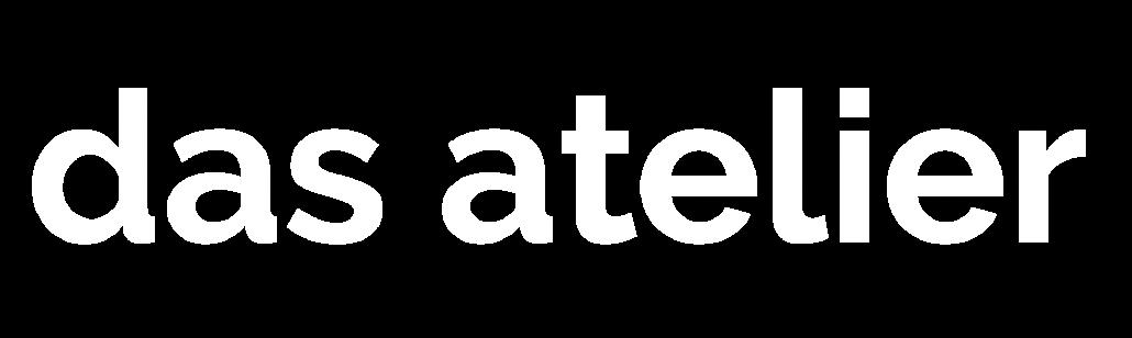 Das Atelier Schwyz Logo Weiß